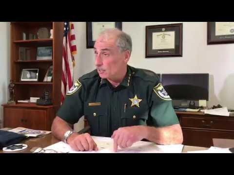 Sheriff Mike Chitwood said Deltona couple staged home ...