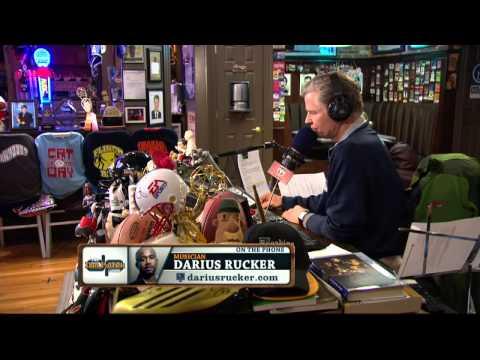 Darius Rucker On The Dan Patrick Show 3/04/14