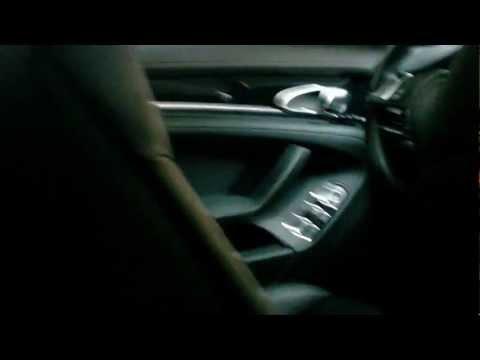 Porsche Panamera 4 @ HighLine Limousine.