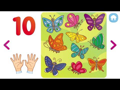 Цифры для малышей. Учимся считать. Цифры от 1 до 10. Играем вместе. Игрушки и игры с детьми.