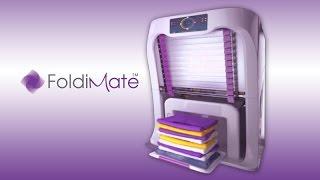 FoldiMate, la máquina que dobla la ropa por ti - Plegadora automática de ropa para el hogar