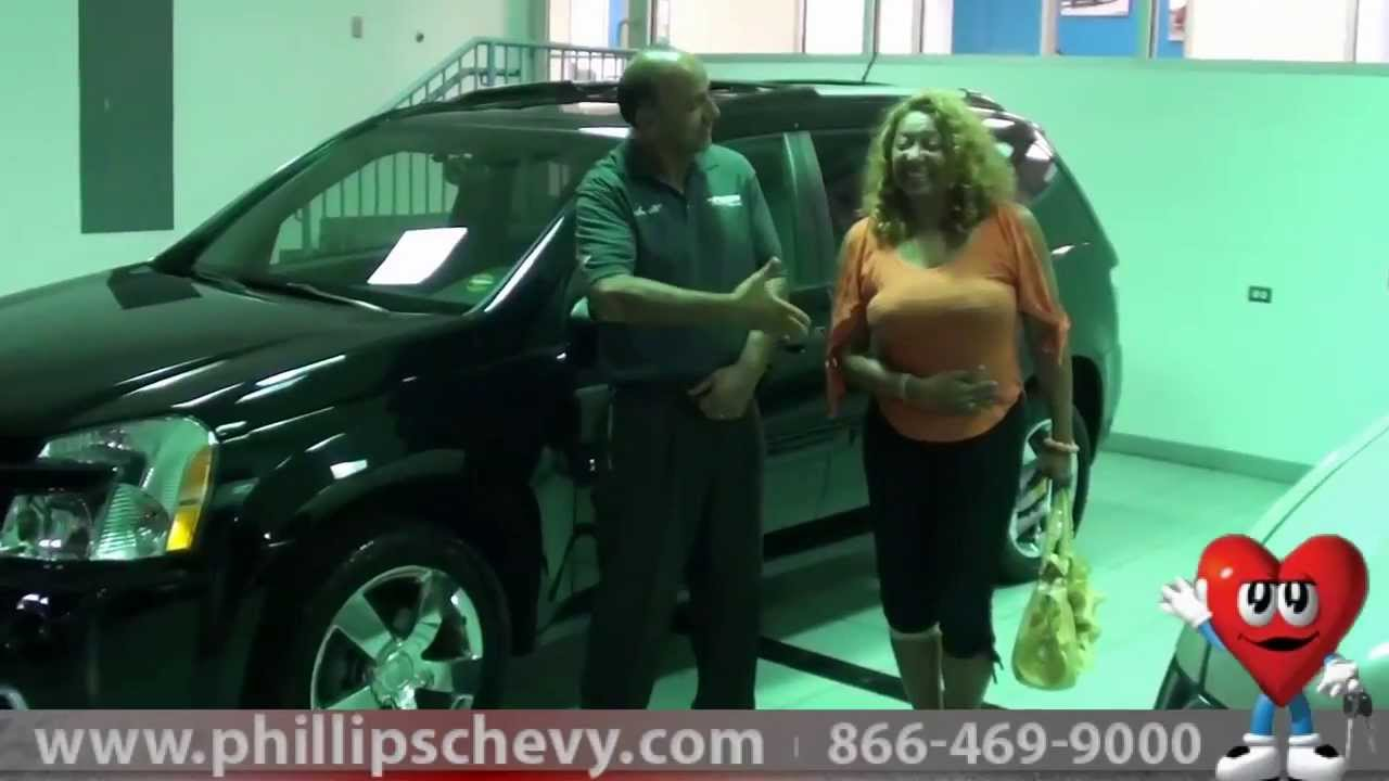2008 Chevy Equinox - Customer Review Phillips Chevrolet - Used Car Dealer  Sales Chicago Dealership