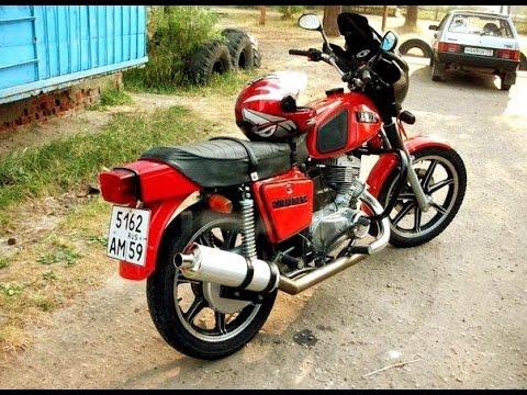иж юпитер 5 мотоцикл фото