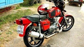ИЖ ЮПИТЕР 5 -Честный отзыв о 23-летнем мотоцикле(взаимоподписка)