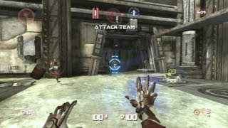 CGR Undertow - CELLFACTOR: PSYCHOKINETIC WARS review for PlayStation 3
