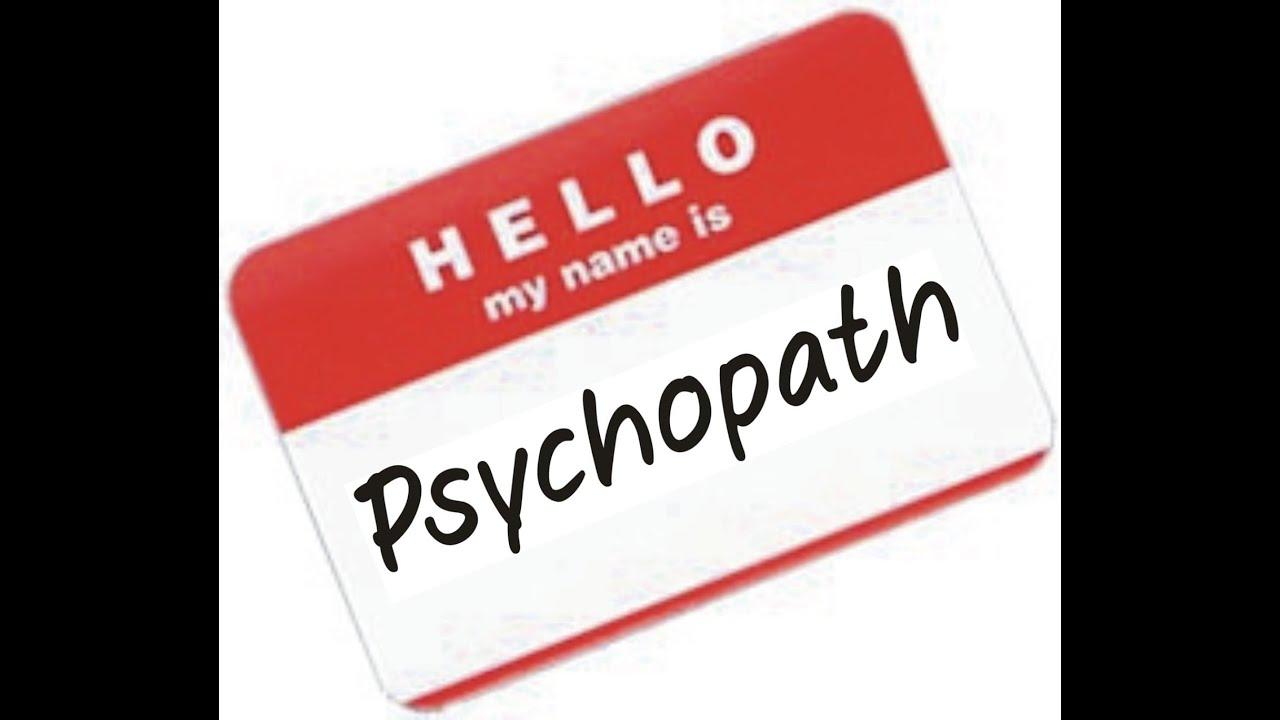 How to identify psychopaths