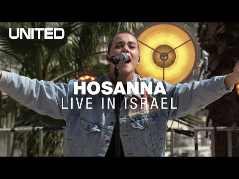 Hosanna - Hillsong UNITED - Live from the Steps on the Temple Mount