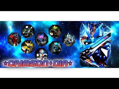 【Vietsub MAD】Tokusatsu Climax Taisen 1 (特撮1): The Secondary Kamen Riders - Unfinished