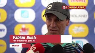 Fabian Bustos - Dt De Delfín Sc