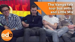 Ahead of their WarChild BRITs Week gig, The Vamps give us the low d...