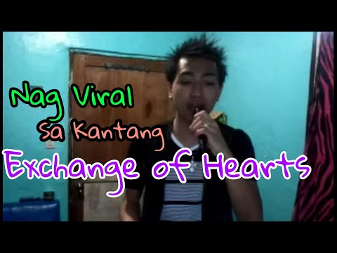 Exchange of hearts - david slater (cover) by: Darwin Recto