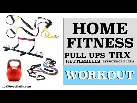 Upper Body Home Workout