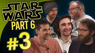 Join Lewis, Simon, Sjin, and Harry on an adventure in Stars Wars Ed...