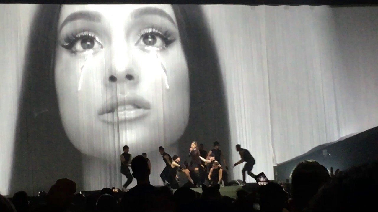 Be Alright Ariana Grande Madison Square Garden Youtube