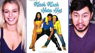 KUCH KUCH HOTA HAI | SRK | Trailer Reaction w/ Kaitlyn Isham!