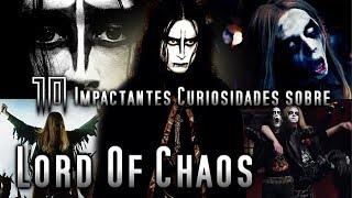 10 Impactantes curiosidades de la Película Lord Of Chaos (Black Metal)