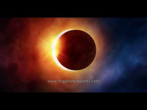 LION'S GATE 8.8 AND SOLAR ECLIPSE MEDITATION - Guided Meditation - Heart Activation