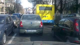 Orasul Buzau - Prezentare Video de 2 Ore - Plimbare cu Masina