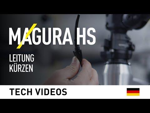 MAGURA HS: Leitung Kürzen