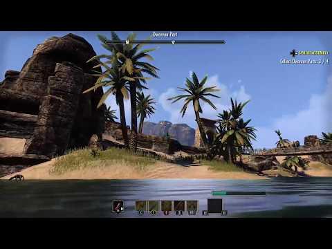The Elder Scrolls Online — Xbox One Gameplay