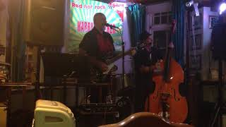 harry satcher band at the nightingale pub in sutton