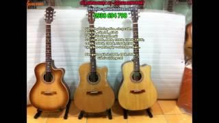 Đàn guitar giá rẻ | âm thanh hay chơi guitar đệm hát 980K | Guitar Minh Phát Bình Tân