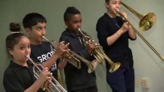 Free NYC Mission Society program offers kids chance to learn music