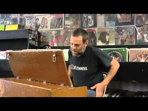 Estey Field Organ Tone Archive Live @ Lurkerfest 2 John Doe Jr Records Greenfield MA 9/27/15