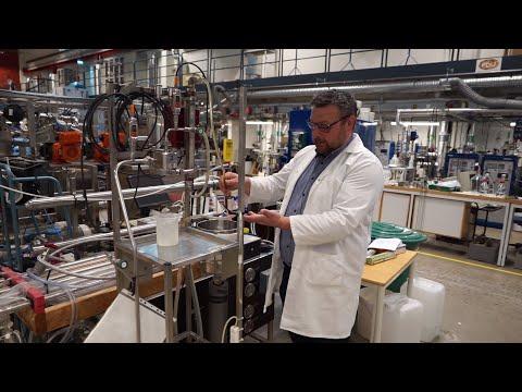 Membrane Filtration Demo: Crossflow Flow Rate