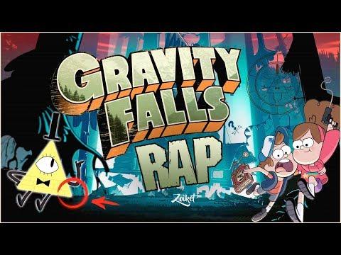 GRAVITY FALLS RAP - Antes a Raromagedon (2017)   Zoiket