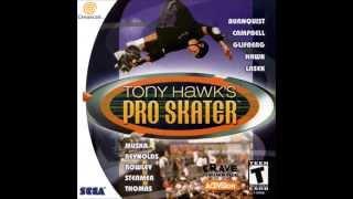 Tony Hawk's Pro Skater Main Menu Music (Looped)