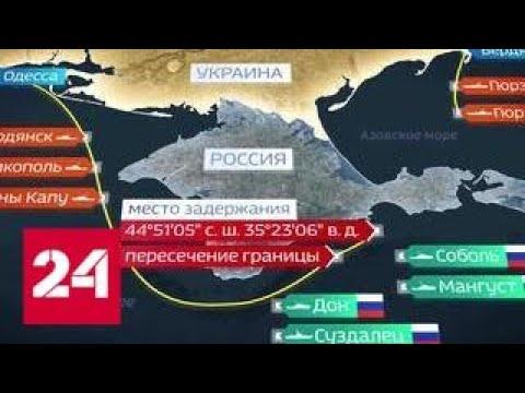Керченская провокация. Зачем