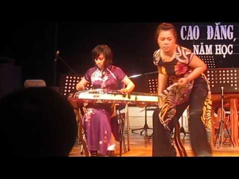 Thanh Hồng độc tấu đàn tranh - vọng cổ - nhạc cải lương