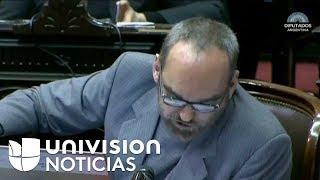 Sigue en vivo el debate sobre la despenalización del aborto en el Congreso de Argentina.