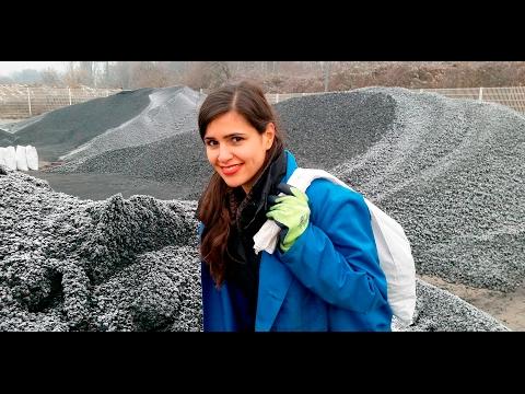 Das Ruhrgebiet und seine Kohle - Donya beim Kohlenhändler in Essen | WDR
