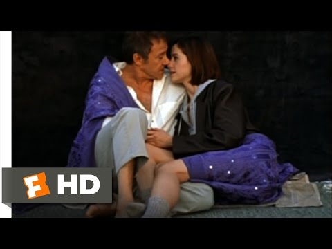 Lulu on the Bridge (6/9) Movie CLIP - Roof or Bed? (1998) HD