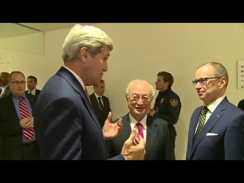 An Eventful Day – IAEA Releases Report on Iran
