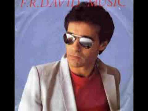 Клип F.R. David - Music
