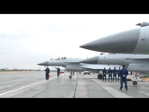 China's most advanced military aircraft debut at Int'l Army Games in Russia