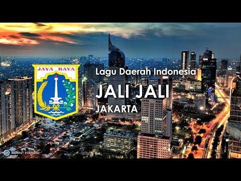 Jali Jali - Lagu Daerah Jakarta (Karaoke dengan Lirik)