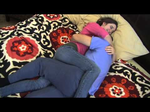 """Cuddle"" 22 Days of Cuddle Positions: DAY 1 MAIN SQUEEZE"