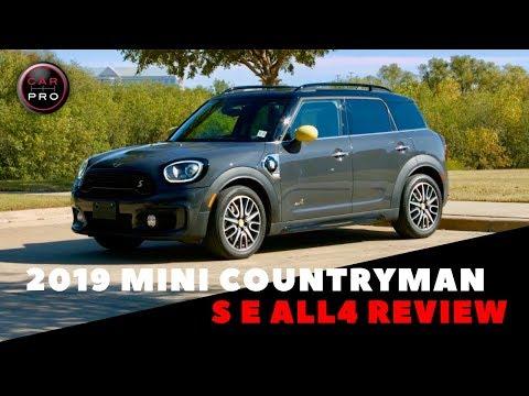 Mini Cooper S E Countryman All- Plug-In Hybrid