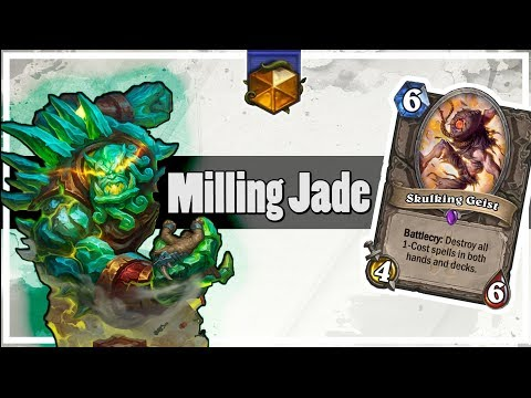 Hearthstone: Mill Idol (Dead Man's Hand)