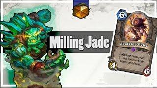 Hearthstone: Mill Idol (Dead Man