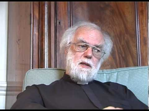 An interview with Dr Rowan Williams, sometime Archbishop, July 20155