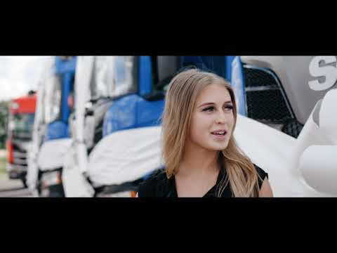 Видео с торжественного открытие новой дилерской станции шведского бренда Scania «Сканеж Белгород»
