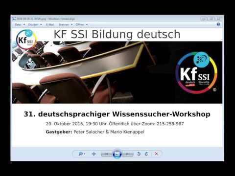 2016 10 20 PM Public Teaching in German