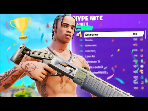 How I WON The FIRST Fortnite Tournament Of Chapter 2 Season 3