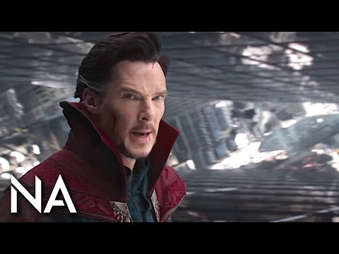 Doctor Strange, Guardians 2, & Spider-Man Win Marvel SDCC Previews