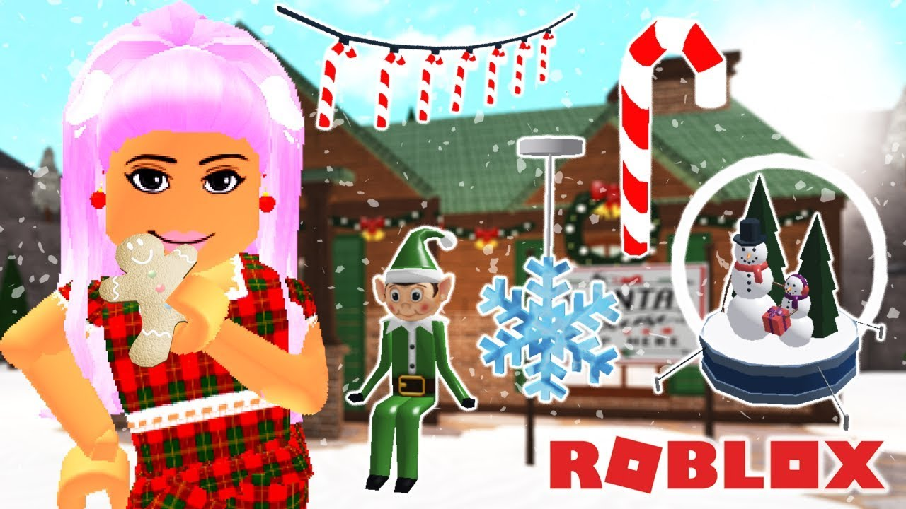 When Is Bloxburg Going To Come Out With The Christmas Update? 2020 BLOXBURG CHRISTMAS UPDATE 2019 | Update 0.8.2 | Welcome to